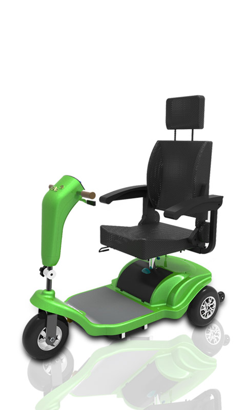 3 Wheels Mobility Scooter